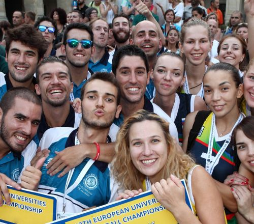 Registration for the European Universities Beach Volleyball Championship 2017 opens